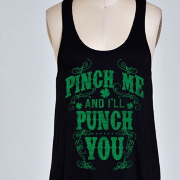 b6dc0474 Tops | St Patricks Tank Top | Poshmark
